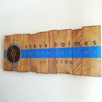 Custom Business Sign Pallet Sign, Business Signage, wood sign, custom